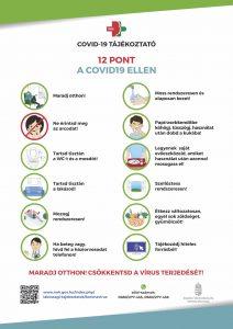 A megelőzés 12 pontja